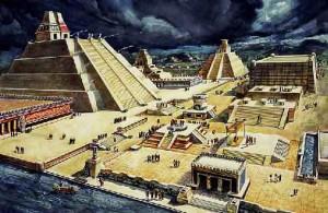 Tenochtitlan - Aztec Capital