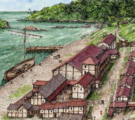 Roman St Peter Port