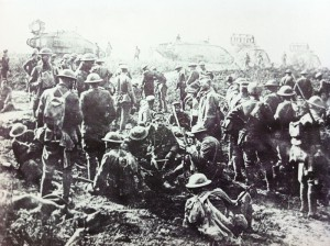 The RGLI During the Battle of Cambrai.