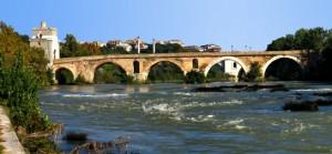 The Milvian Bridge Today