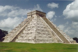 Chichen Itza Temple