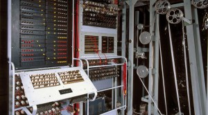 Colossus - The Firts Electronic Programmable Computer