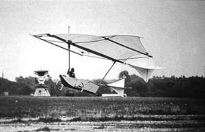 Replica of George Cayley's Glider