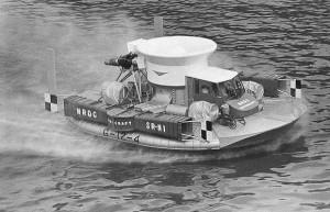 Hovercraft SRN1