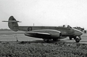 Gloster Meteor was Britains first Jet Aircraft