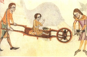 The Medieval Wheelbarrows