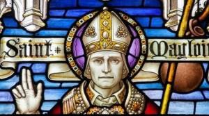 Saint Magloire - Patron Saint of Sark