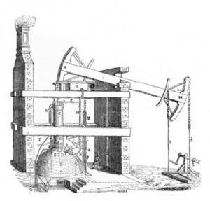 Trevithicks Steam Engine