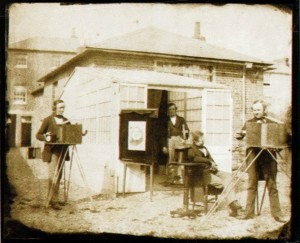 Photograph by William Fox Talbot 1853