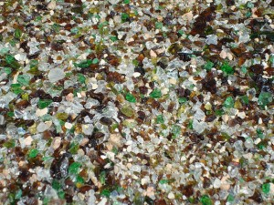 Recycling Ground Up Glass known as Cullet