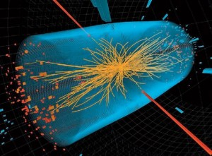 God particle map
