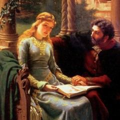 The most famous Romance of the Middle Ages : Abélard & Héloise