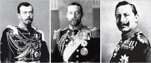 Tsar King and Kaiser