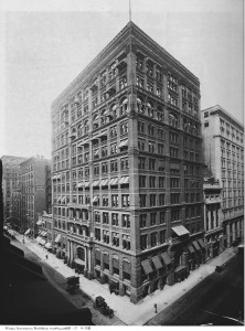 Home Insurance Building Chicago Built in 1885