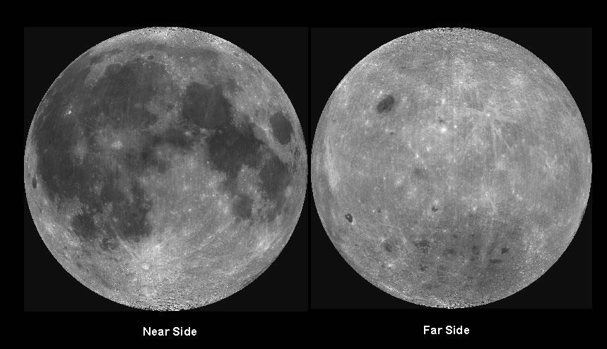 Moon-NearSide&FarSide