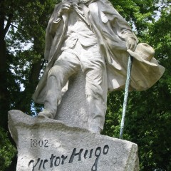 The Centenary of the Unveiling of the Victor Hugo Statue