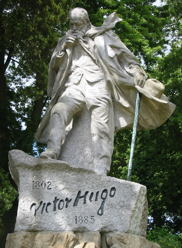 Victor Hugo Statue Guernsey