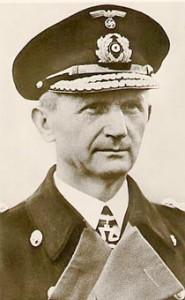 Admiral Karl Doenitz