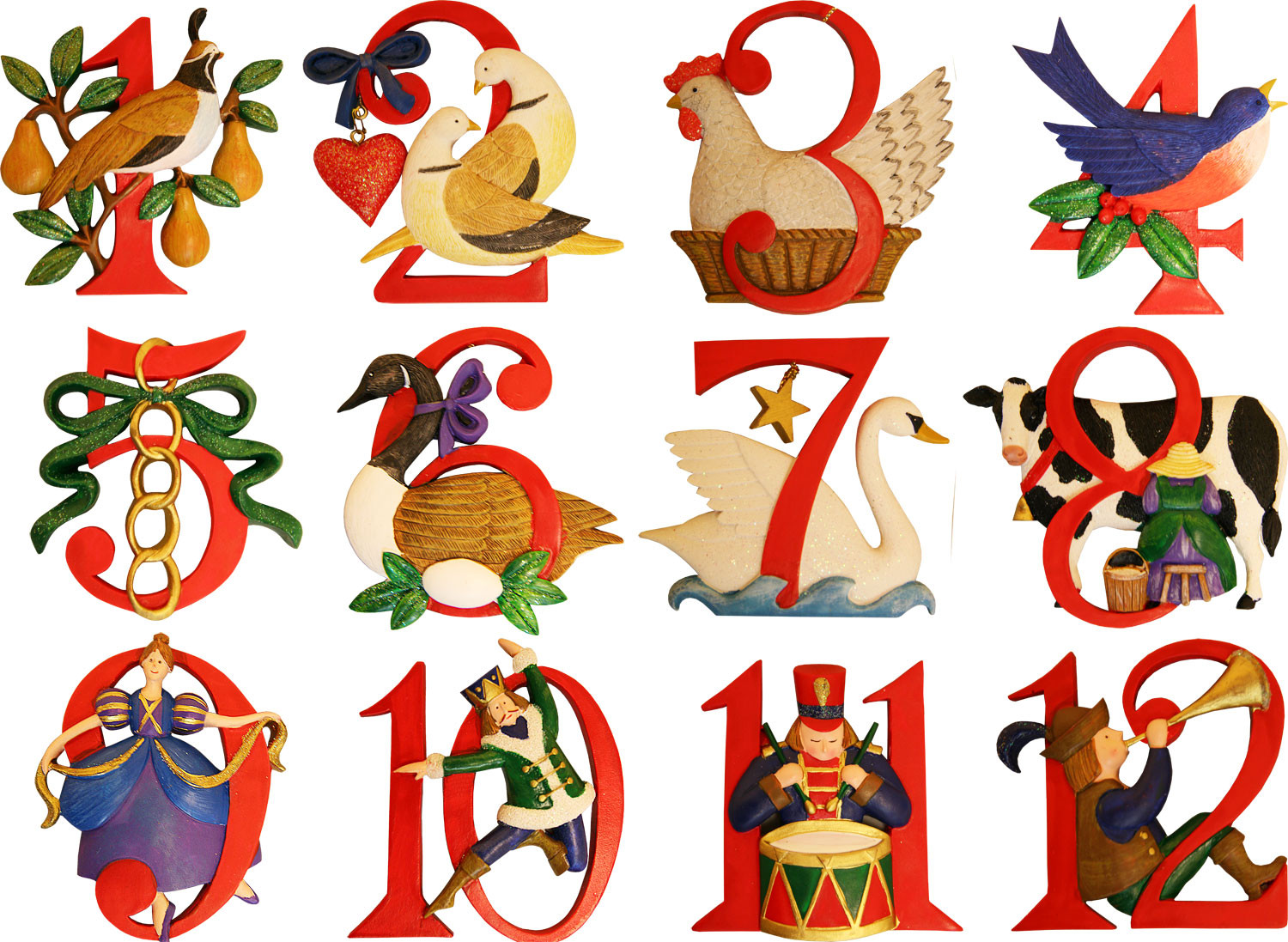 Christmas Carol Meaning.The Meaning Of 12 Days Of Christmas Carol Guernseydonkey Com