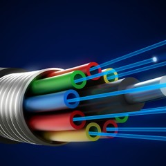 How do Fibre Optics Transfer Data?