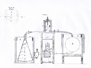 James Harrison Patent 1856 London