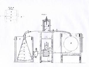 James Harrison Patent 1856 London