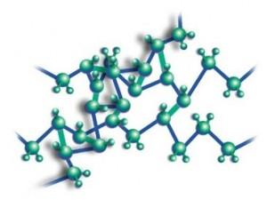 Polyethelene Molecule