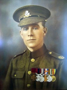 Private Henry Tandey VC, DCM, MM