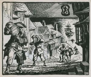Smugglers at Rye