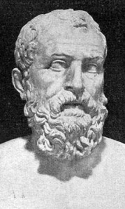 Solon, one of the original Seven sages of the ancient world, and the reformer that revamped Draconian law