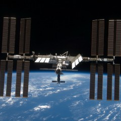 Where do the Space Station Astronauts get their Air?