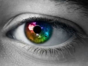 The Universe in my Eye