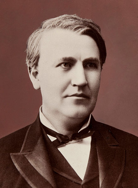 life of thomas alva edison and some of his greatest inventions Thomas alva edison is one of the greatest inventors  some of his inventions developed  trained by the father of a kid whose life he had saved edison was a.