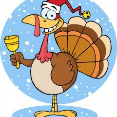 So Why do the British Traditionally Eat Turkey at Christmas ?