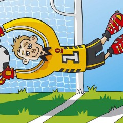 Do Goalkeepers Stand a Chance Against a Penalty Kick?