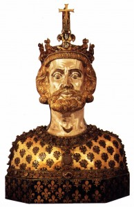 mid-14th-century-II-bust-reliquary-of-charlemagne
