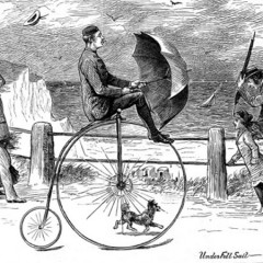 Mysteries of everyday life : Why is a bicycle more stable once it's moving