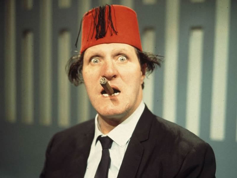 the late great tommy cooper  u2013 one liners