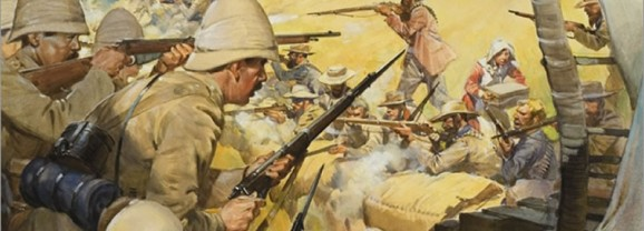 Did the British's experiences in the Boer War help or hinder fighting strategies at the start of the First World War?