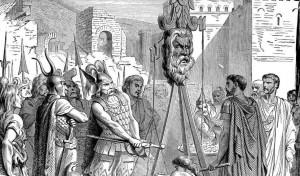 Celtic Gauls Sack Rome