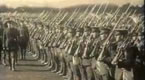 Original movie footage of the Guernseymen departing for the 16th Irish Division on March 4th 1915