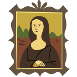 Do we know who the Mona Lisa was ?