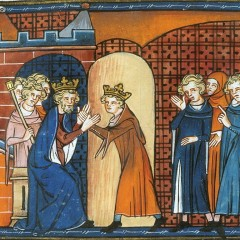 The Day King John Commited Murder and the Channel Islands lost a potential Duke