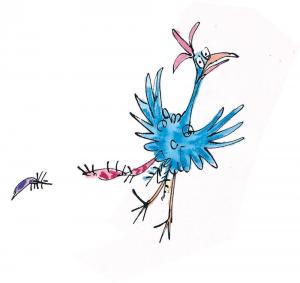 QuentinBlake_Bird