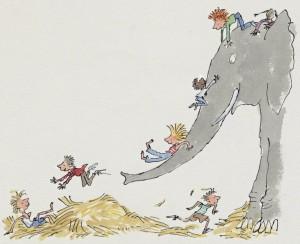 QuentinBlake_Elephant1