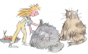 Quentin_Blake_PussyCats
