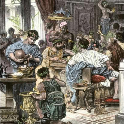 The diet of the ancient romans more unusual than you d for Ancient roman cuisine history