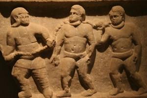 Roman collared slaves