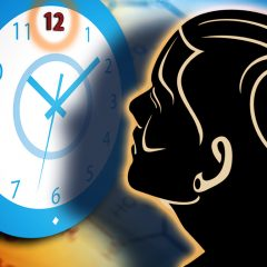 Why Does Time Seem to Go Faster as We Get Older ?