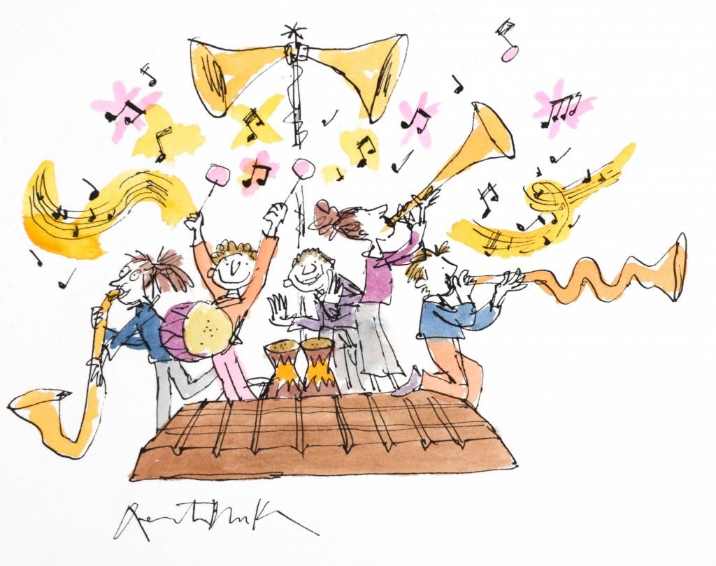 celebration-band-quentin-blake